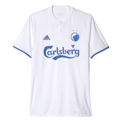Kopenhagen Home Mens Short Sleeve Jersey 2016/2017