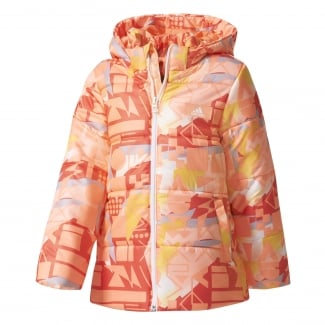 Little Girls Padded Jacket