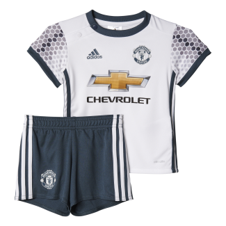 Manchester United 3rd Baby Kit 2016/2017