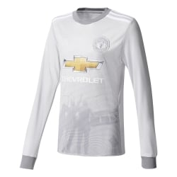 Manchester United 3rd Junior Long Sleeve Jersey 2017/2018