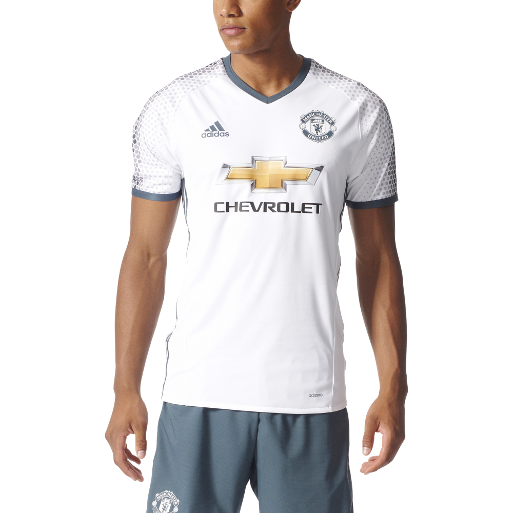 big sale d0554 30566 Adidas Manchester United 3rd Mens adizero Jersey 2016/2017