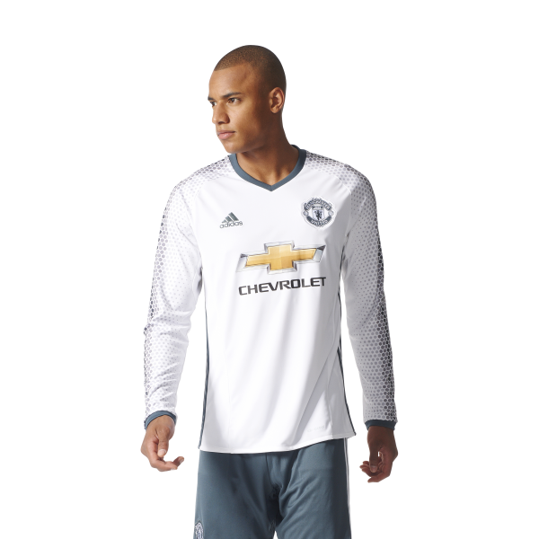 adidas Manchester United 3rd Mens Long Sleeve Jersey 2016/2017