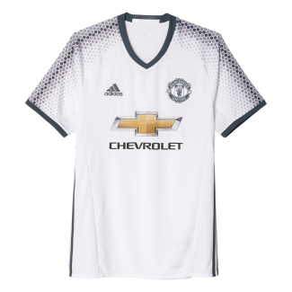 Manchester United 3rd Mens Short Sleeve Jersey 2016/2017