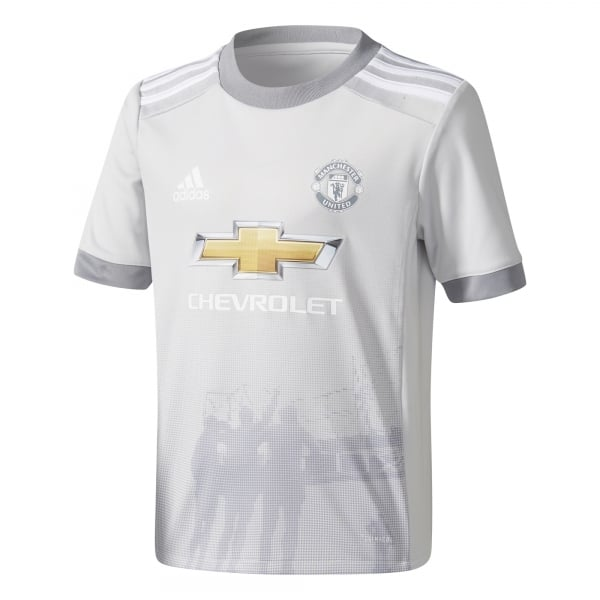Adidas Manchester United 3rd Mini-Kit 2017/2018