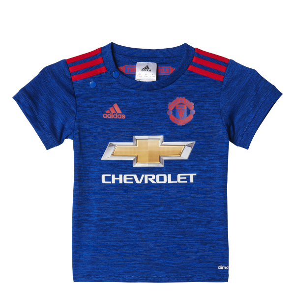 adidas Manchester United Away Baby-Kit 2016/2017