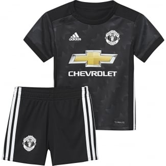 Manchester United Away Baby-Kit 2017/2018