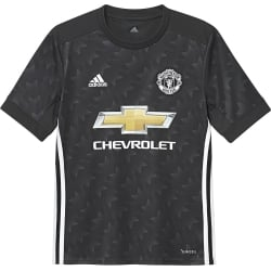 Manchester United Away Junior Short Sleeve Jersey 2017/2018