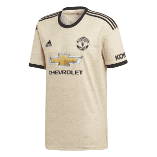 Manchester United Away Mens Short Sleeve Jersey 2019/2020