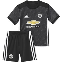 Manchester United Away Mini-Kit 2017/2018