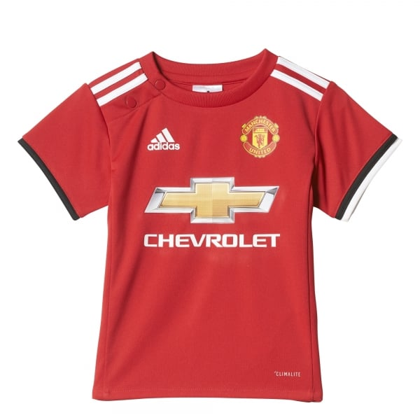 adidas Manchester United Home Baby-Kit 2017/2018