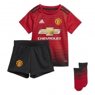 Manchester United Home Baby Kit 2018/2019