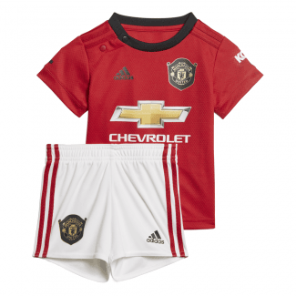 Manchester United Home Baby Kit 2019/2020