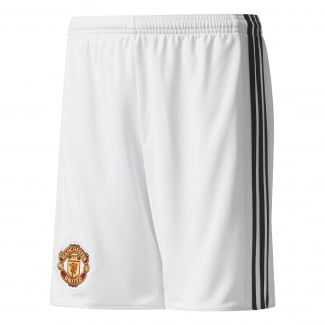Manchester United Home Junior Short 2017/2018