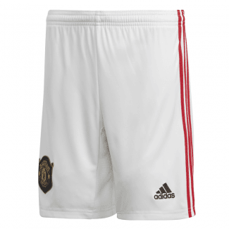 Manchester United Home Junior Short 2019/2020