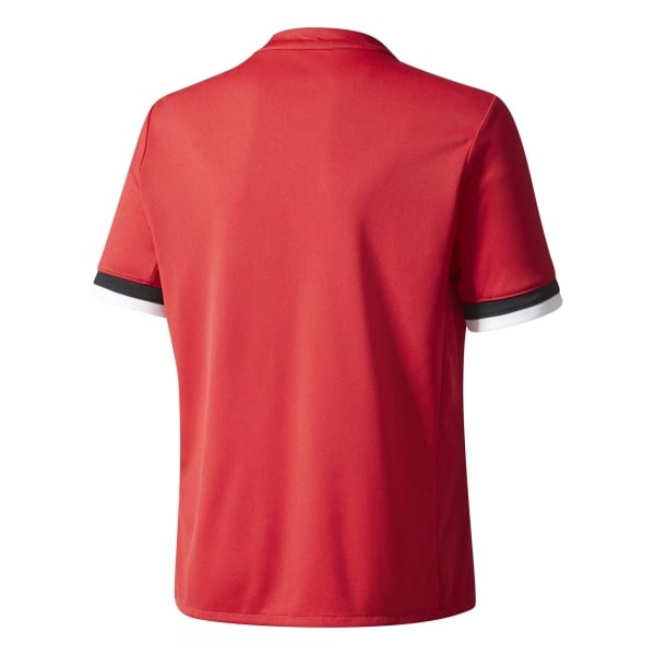 adidas Manchester United Home Junior Short Sleeve Jersey 2017/2018