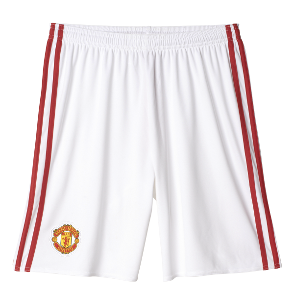 adidas Manchester United Home Mens Short 2016/2017
