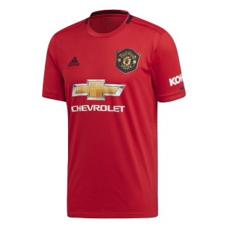 Manchester United Home Mens Short Sleeve Jersey 2019/2020