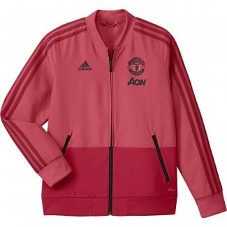 Manchester United Junior Presentation Jacket