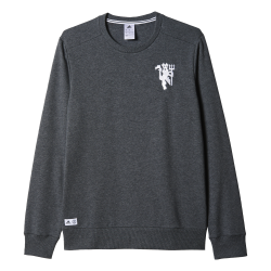 Manchester United Mens Crew Sweat
