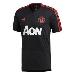 58f793c4d6e Adidas Manchester United Home Junior Short Sleeve Jersey 2019 2020 ...