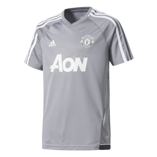 adidas Manchester United Youths Training Authentic Jersey