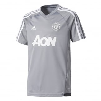 Manchester United Youths Training Authentic Jersey