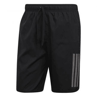 Mens 3-Stripes Swim Shorts