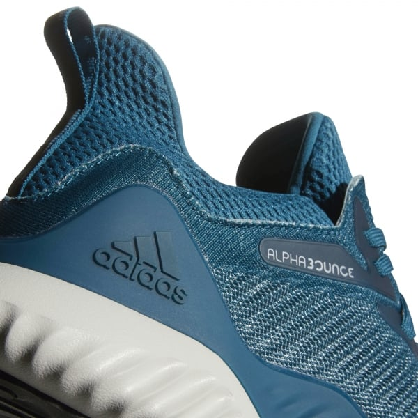 Adidas Mens Alphabounce Beyond in Teal