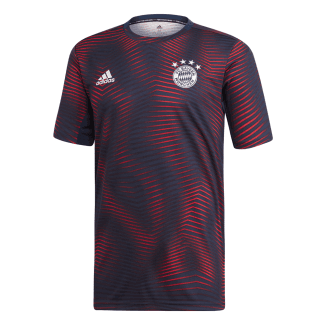 Mens Bayern Munich Home Pre-Match Jersey