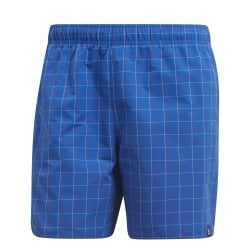 Mens Check Swim Shorts