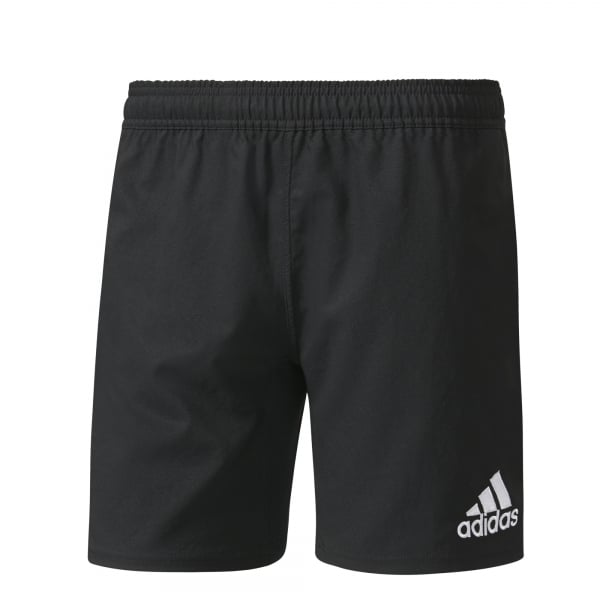 Adidas Mens Classic 3-Stripes Rugby Shorts