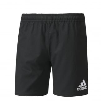 Mens Classic 3-Stripes Rugby Shorts