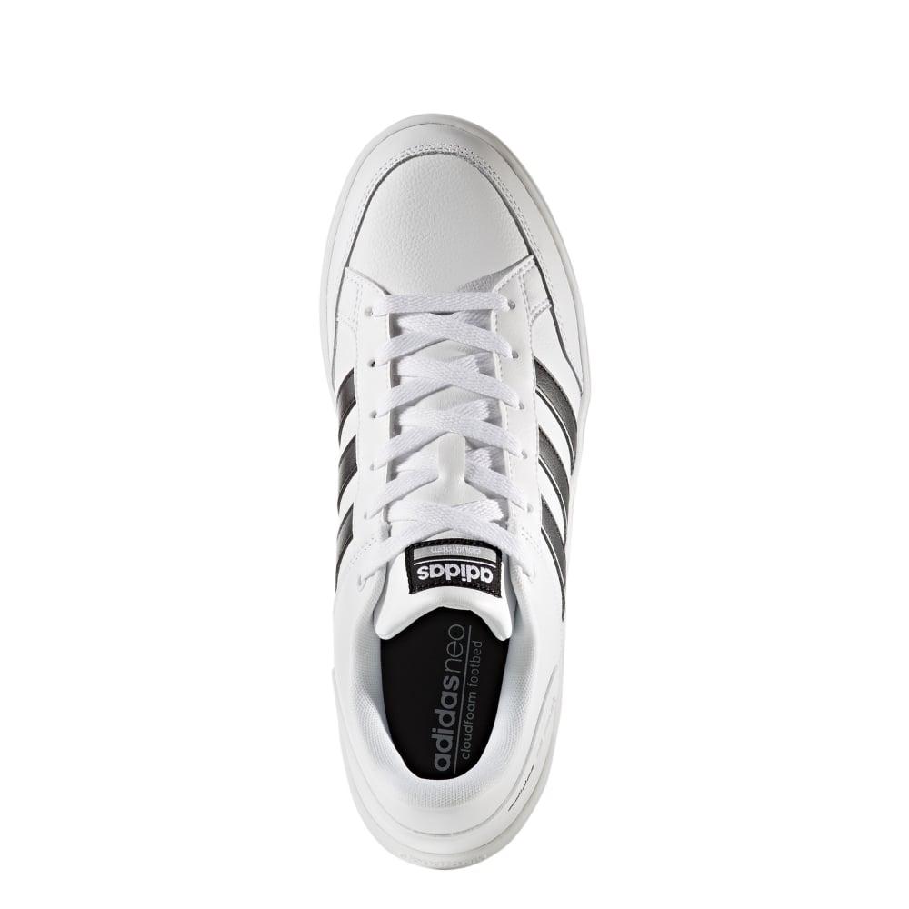 5c0a4e8580f0 adidas Mens CloudFoam All Court in White