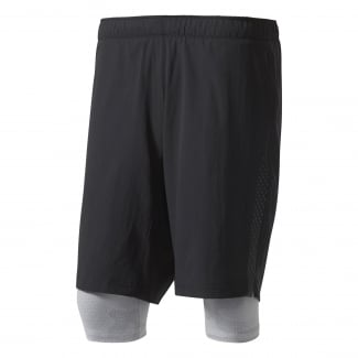 Mens Crazytrain 2-in-1 Shorts