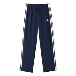Mens Essentials 3 Stripes Woven Pant Navy