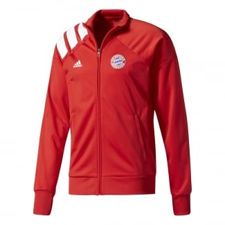 Mens FC Bayern Munich Track Jacket