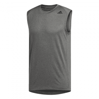 Mens FreeLift Tech Climacool 3-Stripes Tee