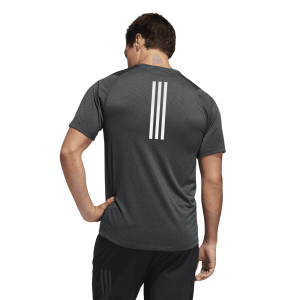 Adidas Mens FreeLift Tech Climacool Fitted T-Shirt