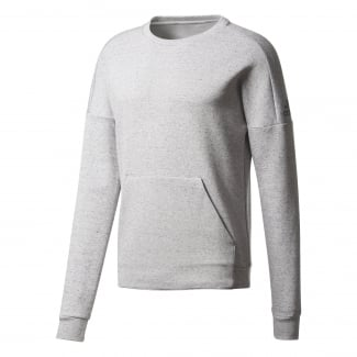 Mens ID Stadium Crewneck Sweatshirt