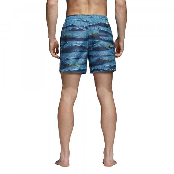 Adidas Mens Parley Swim Shorts