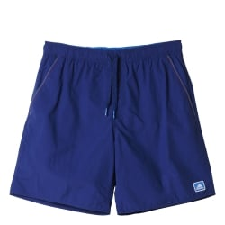 Mens Solid Watershort - Medium Length