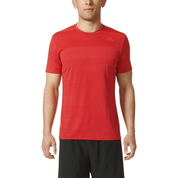 adidas Mens Supernova Short Sleeve Tee