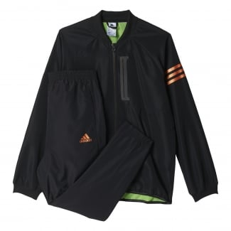 Messi Track Suit Open Hem