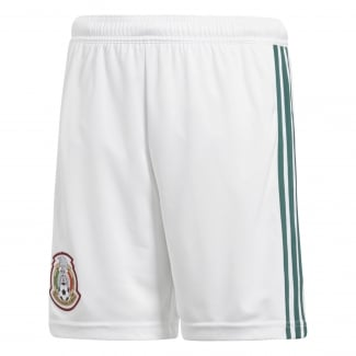 Mexico Home Junior Short 2018