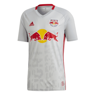 New York Red Bulls Home Mens Short Sleeve Jersey 2019