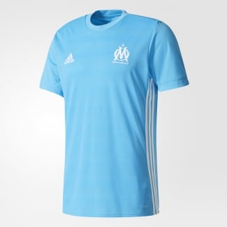Olympique Marseille Away Mens Short Sleeve Jersey 2017/2018