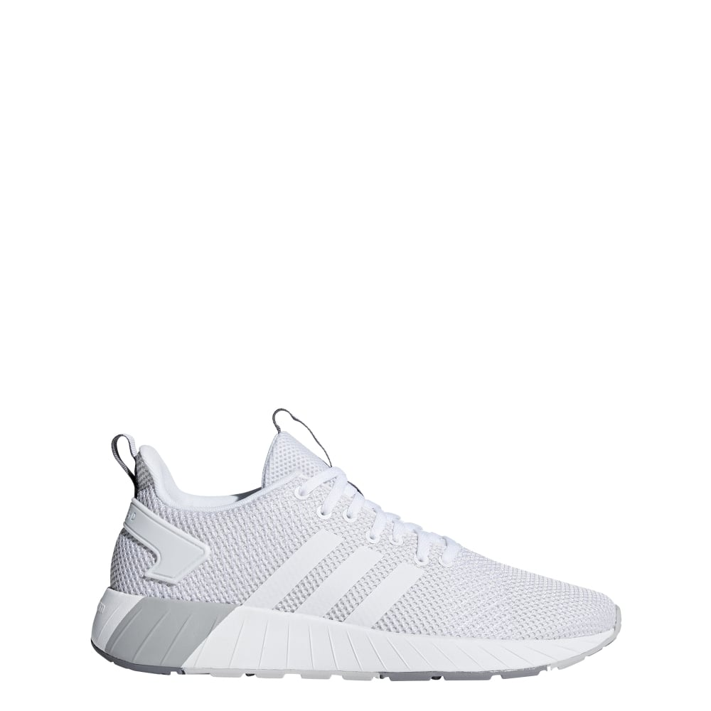 separation shoes f2efd 44881 adidas Questar BYD Shoes in White   Excell Sports UK