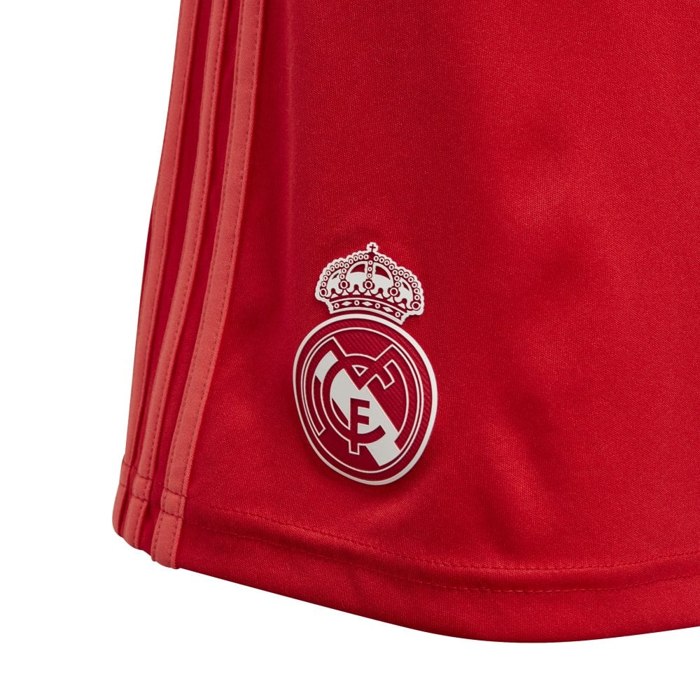 Adidas Real Madrid 3rd Junior Short 2018 2019 - Adidas from Excell ... 67cb9019a