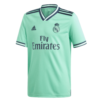 Real Madrid 3rd Junior Short Sleeve Jersey 2019/2020