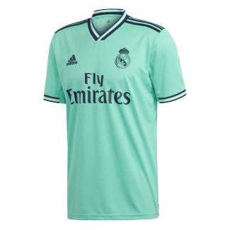 Real Madrid 3rd Mens Short Sleeve Jersey 2019/2020